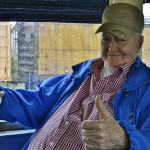 Resident Jim Tracy says, the ride is aces!