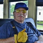 Mike, what did you think about the ride? I'd give it a thumbs up, said Resident Mike Ferris.
