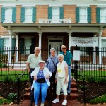 Group Picture at Harris-Kearney House Museum-2014
