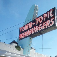 ROMEO-Town-Topic-Sign