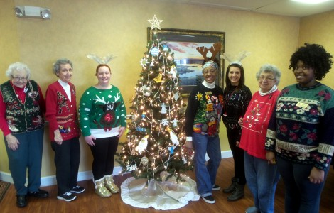 Ugly Sweater Group-2