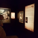 John Vermillion and his friend were amazed at the detail and life-like creations of da Vinci's paintings.
