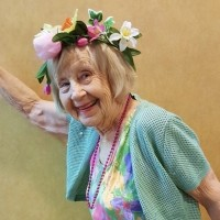 Dorothy Erickson at May Flower Dance-2017