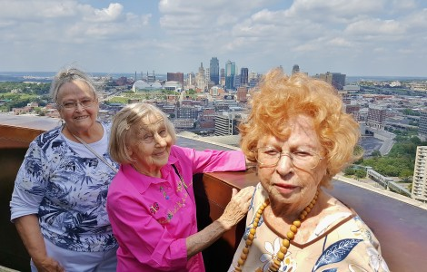 Extraordinary Outing Turn Milestone For Resident Marie Snapp