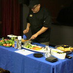 Director of Dining Services, John Carrillo
