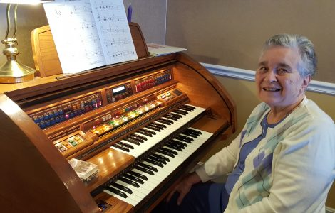 Resident Beverly Fann is Thriving through the Love of Music