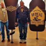 Some of the ROMEO's enjoying their recent trip to the Boulevard Brewing Company's Beer Hall.
