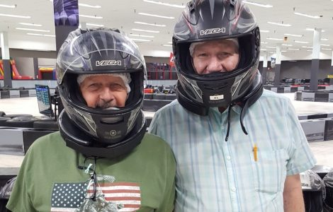 X-treme Racing with the ROMEOs Brings X-traordinary Outing to Fruition!